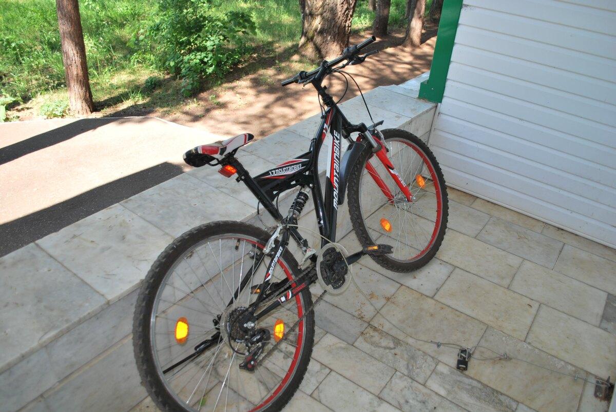 Прокат велосипедов на Кандры-куле